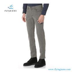 Новейшие Slim-Fit и растянуть джинсы для мужчин для полетов в джинсах