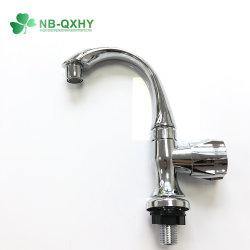 Colpetto di acqua di plastica del Bibcock del rubinetto della cucina dell'ABS della valvola di angolo