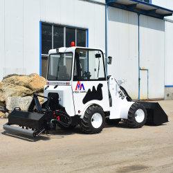 La prise de force hydraulique de tracteur 4RM tondeuse à gazon Tondeuse monté du chargeur Bobcat