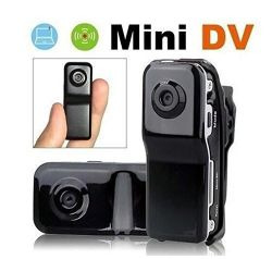 Mini-câmara DVR MD80 Sport Gravador de Vídeo Digital Camera Web cam