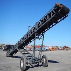 Ременный конвейер для производственной линии или металлургической промышленности