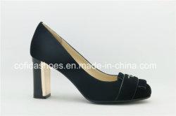 Neue Ankunfts-elegante Komfort-Leder-Dame Shoes