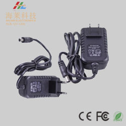 DC12V/24V 12W Wand-Plug Adapter LED Driver