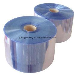 Film rétractable PVC en usine de la chaleur de l'emballage hermétique