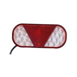 مصباح المؤخرة بمصباح LED للشاحنة مع عاكس الضوء بالخليج العالي