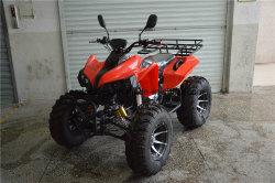 4 Geschäftemacher 250cc ATV 4X4 für Erwachsene mit 12 Zoll-Aluminium-Gummireifen