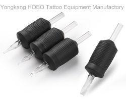 使い捨て可能な入れ墨が握る卸し売り柔らかいシリコーンゴムは30mmを供給する