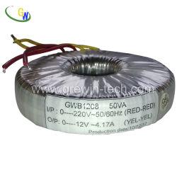 220V 240V transformateur toroïdal d'isolation de qualité médicale