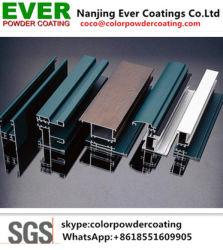 Polyurethan-freies Puder für trockenen Sublimation-Druck zum Aluminiumblatt