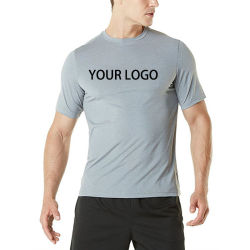2018 Uw Eigen T-shirt van de Mannen en van de Vrouwen van de Douane van het Embleem/van het Beeld van het Merk van het Ontwerp Witte plus de Kleding van de Mannen van de T-shirt van de Grootte