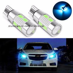 차 자동 LED T10 Canbus 194 W5w 10 SMD 5630 LED 전구를 유행에 따라 디자인 하는 차 아무 과실 LED 가벼운 주차 T10 LED 차 측면광없음도