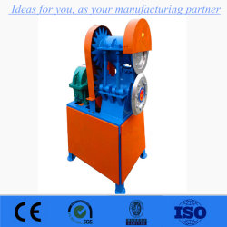 Resíduos de pneus de borracha/Cortador de máquina de corte/máquina de reciclagem de pneus usados