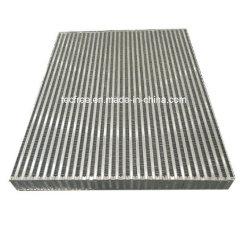 Алюминий высокотемпературной пайки бар и пластинами радиатора