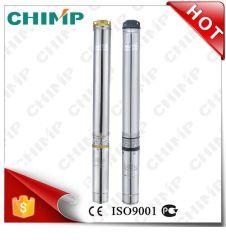 Roestvrij staal 3.5 Pomp Met duikvermogen van het Water van de Duim 3/4HP diep goed de Elektrische met Goedgekeurd Ce