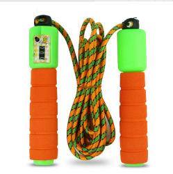 Kinder PlastikCrossfit Spielzeug-Digital-Sprung-Seil