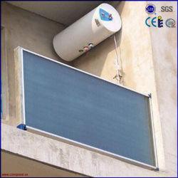 분리한 액티브한 편평판 태양 온수기는 루프 또는 폐회로를 시스템 연다