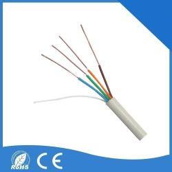 4 Bujão de Telefone do núcleo do conector do cabo de telefone do telefone de linha telefônica do fio de telefone