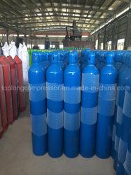 200bar en acier sans soudure de l'azote de l'oxygène de l'hydrogène l'Argon, Hélium bouteille de gaz CO2 Vérin GNC