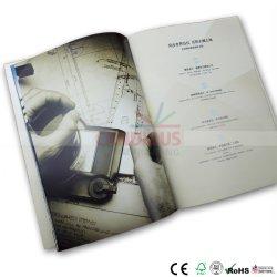 Folleto personalizado de alta calidad Manual de los productos de impresión