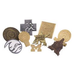 L'Imitation de l'émail dur Souvenir de promotion de l'insigne Metal Craft personnalisé