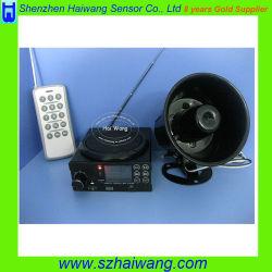Hw620b la caza de aves de caza de señuelo Reproductor de MP3 de 140 canciones de aves