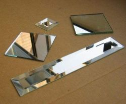 明確な銀製ミラーおよび明確なフロートガラスアルミニウムミラーの現代様式