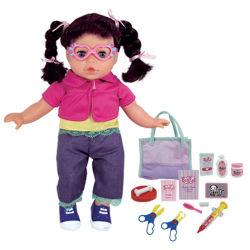 Bamboletta di modo di approvazione En71 una bambola da 14 pollici (H0318172)