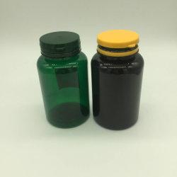 2019 heißes Verkaufs-Haustier HDPE Plastikprodukt-Haustier-Plastikflasche 250ml, die das Kunststoffgehäuse zerreißt