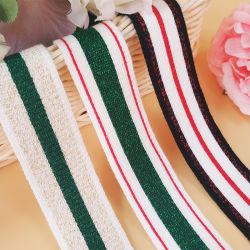 Le linge de bandes de bande de ruban personnalisé pantalons sangle pour sacs de vêtements