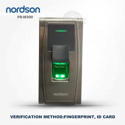 La sécurité IP65 Boîtier métallique Outdoor F20 de serrure de porte d'empreintes digitales biométriques sûr le contrôle des accès