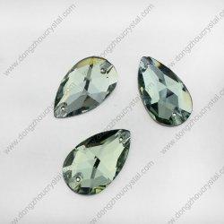 Оптовая цена Rhinestone Olivine Crystal Reports для одежды