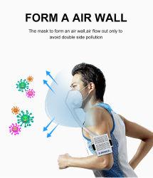 Mini intelligente H13 HEPA persönliche bewegliche Halsketten-tragbarer Luft-Reinigungsapparat