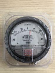 Gage من 0 إلى 10 بوصات من الضغط التفاضلي المحمول