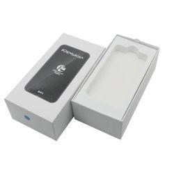 Contenitore di carta impaccante su ordinazione di piccolo regalo duro creativo bianco del telefono delle cellule