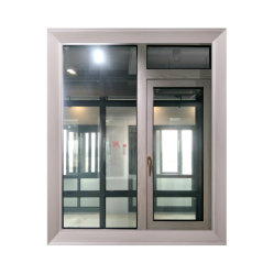50 型二重ガラス工場製アルミニウム合金製窓