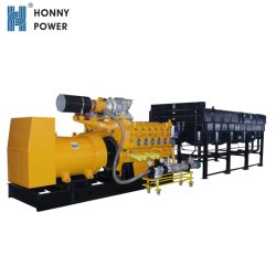 Motor de Velocidade média de 1.200 rpm 60Hz gerador de biogás