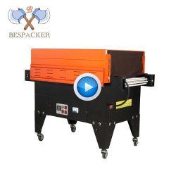 متحكم في درجة حرارة سيال الدفع اليدوي مع التحكم في درجة حرارة سيالر التذبذب الحراري مجموعة حقيبة مايلر ماكينة منع التسرب اليدوية