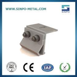 Collier de serrage solaire/ toit plat de la structure de fixation des accessoires