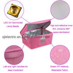 Bolsa de UV portátil para el cuidado personal de la desinfección de virus bacterias Bolsa Bolsa UVC LED