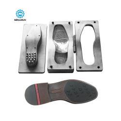 Semelle PU Travailler de moule pour machine italienne célèbre moule de chaussures de marque