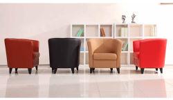 Moderne Freizeit PU-lederner leitende Stellung-Sofa-Sitzungs-Empfang-Stuhl