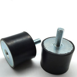 Tampon en caoutchouc anti vibration en caoutchouc pour l'auto Silientblock, de la machinerie de l'équipement