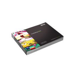 Stampa all'ingrosso dell'opuscolo del catalogo di stampa dello scomparto di colore completo