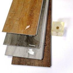 木製設計防水 SPC LVT PVC プラスチックビニール製床張り