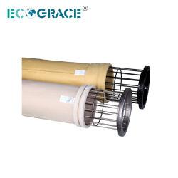 Staub-Filtertüte PTFE Fiberglas PPS-Aramid Nomex