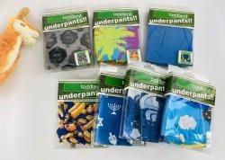 아연된 프린트 멘스 속옷, 선물 박스 포장 남성용 S 니트 유니어팬츠, 폴리/스판덱스 복서 브리핑,