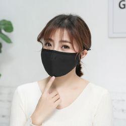 Het in het groot Volwassen Katoenen Masker van het Gezicht kan Chirurgische Maskers van de Binnenkant van Filters zetten de niet