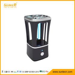 Schwarze Shell-UVC Sterilisation keimtötende Disinfec UVlampen-minibewegliche Haus-Verwenden Licht