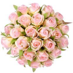 룸 홈 호텔 당 사건 훈장을%s 꽃다발 실크 꽃을 Wedding 신부 꽃다발 인공적인 장미
