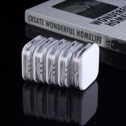 Großhandel Mobile 3,5mm in-Ear-Kopfhörer 120cm hohe Qualität kabelgebundene Ohrhörer Für iPhone 5/6/6s mit Mikrofon-Logo Customized